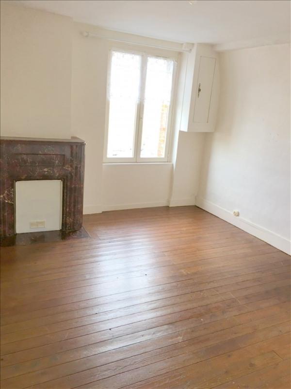 Rental apartment Honfleur 590€ CC - Picture 1