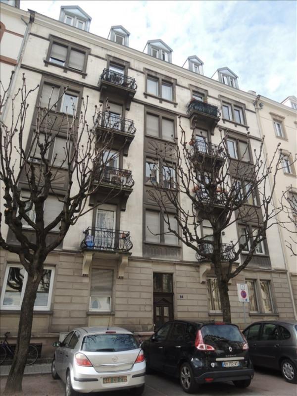 Location appartement Strasbourg 608€ CC - Photo 1