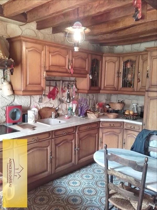 Revenda casa La villeneuve en chevrie 192500€ - Fotografia 3