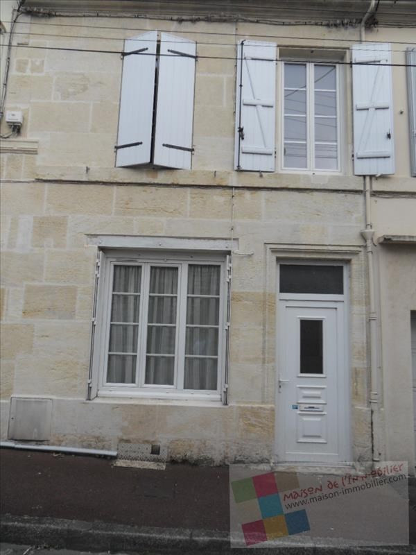 Vente maison / villa Cognac 117 700€ - Photo 1