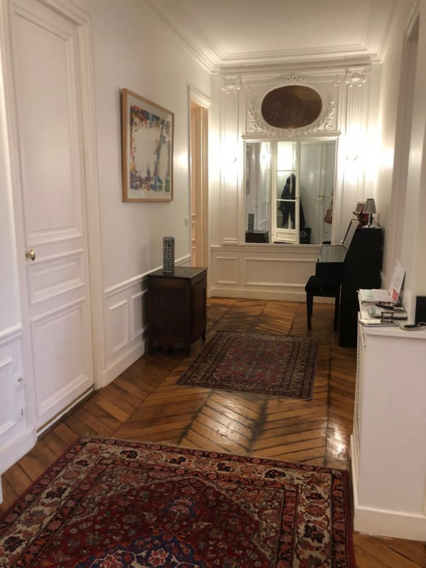 Rental apartment Paris 17ème 3 350€ CC - Picture 3