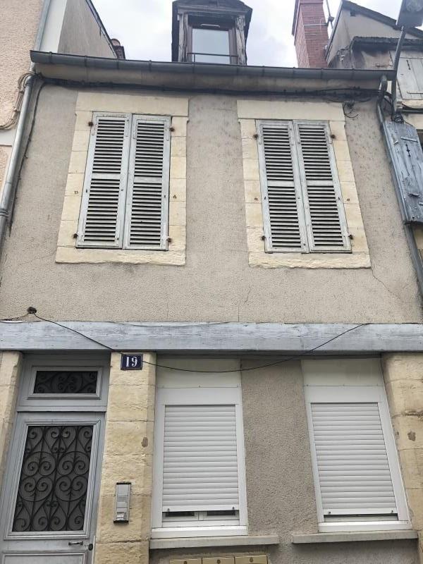 Produit d'investissement immeuble Nevers 122000€ - Photo 1
