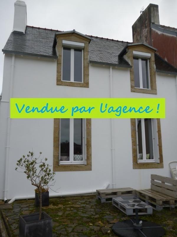 Vente maison / villa Douarnenez 136500€ - Photo 1