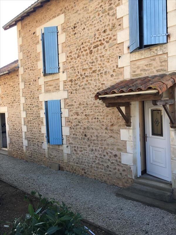 Location maison / villa St sauvant 685€ CC - Photo 1