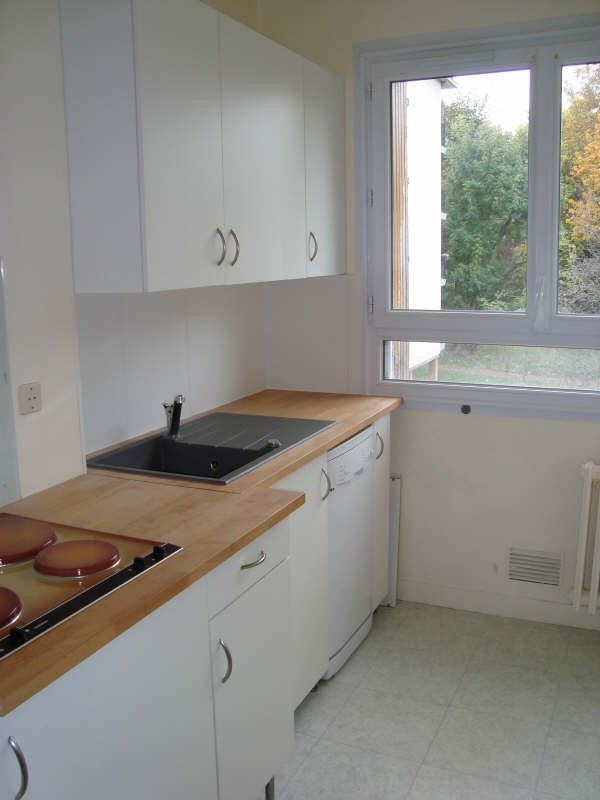 Rental apartment Marly le roi 906€ CC - Picture 1