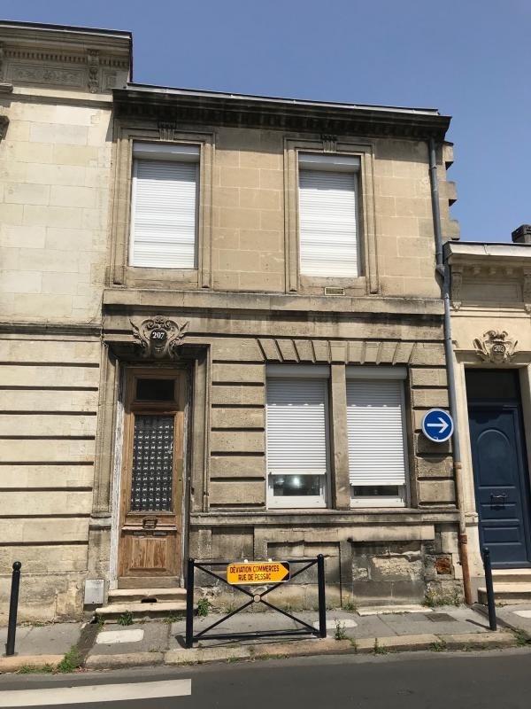 Vente maison / villa Bordeaux 385000€ - Photo 1