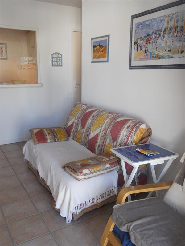 Location vacances appartement Royan 490€ - Photo 1