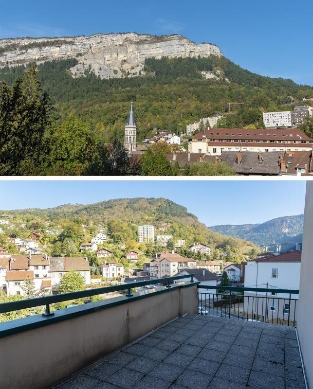Rental apartment Nantua 715€ CC - Picture 10