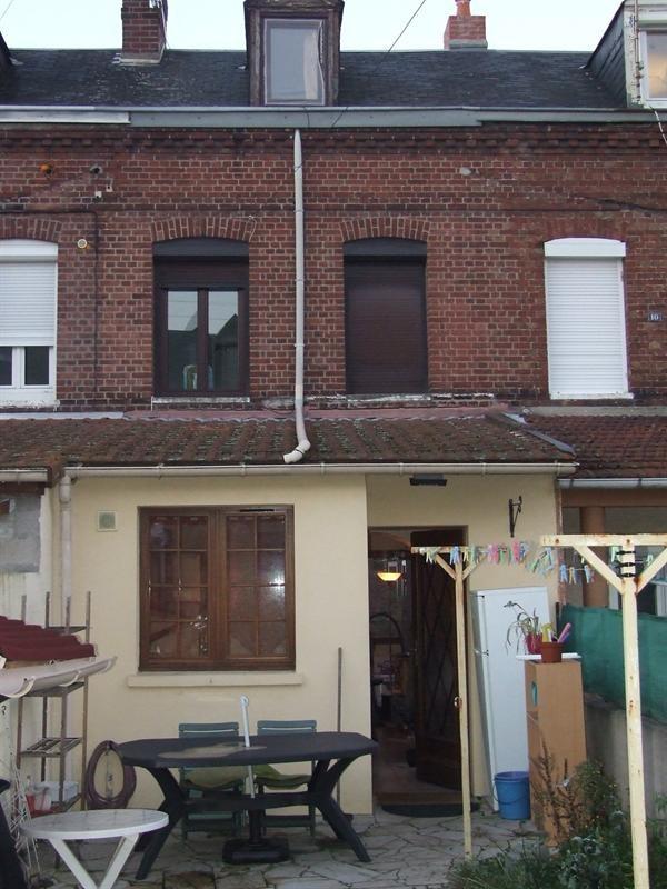 Vente maison / villa Sotteville les rouen 118000€ - Photo 1