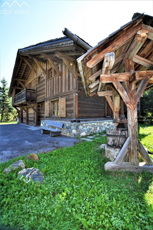 Deluxe sale house / villa Megeve 1 390 000€ - Picture 12