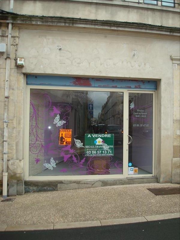 Sale shop Nevers 35000€ - Picture 1