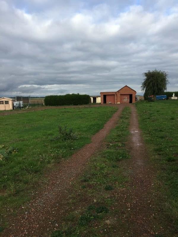 Vente terrain Moyenneville 48000€ - Photo 1