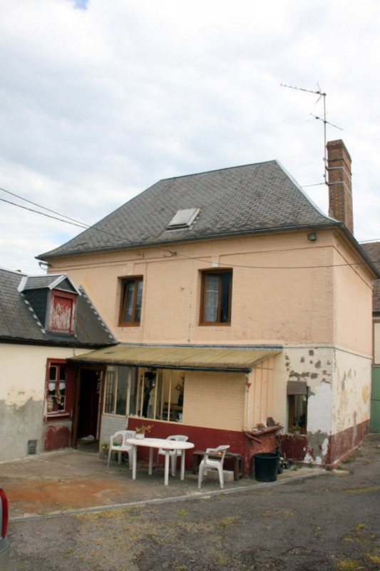 Vente maison / villa Conches en ouche 87 000€ - Photo 2