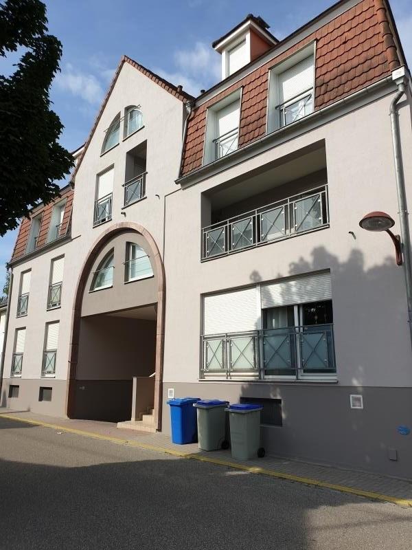 Vente appartement Lauterbourg 185000€ - Photo 1