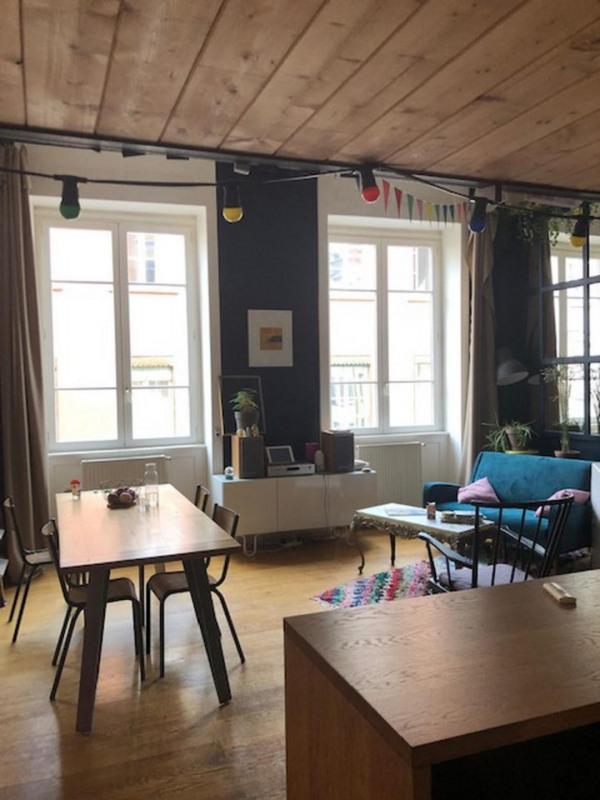 Venta de prestigio  apartamento Lyon 4ème 558000€ - Fotografía 2