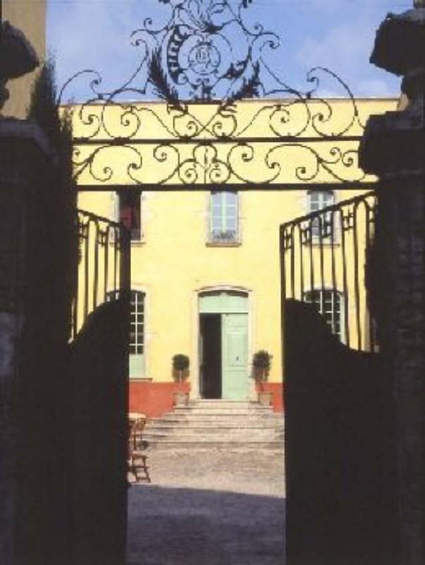 Vente de prestige hôtel particulier Bourg-saint-andéol 1160000€ - Photo 1