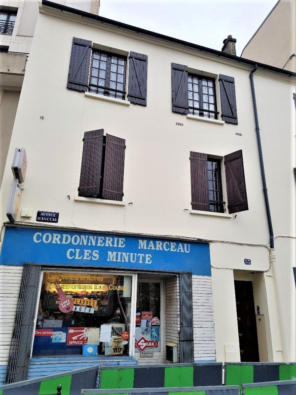 Vente fonds de commerce boutique Courbevoie 48000€ - Photo 1