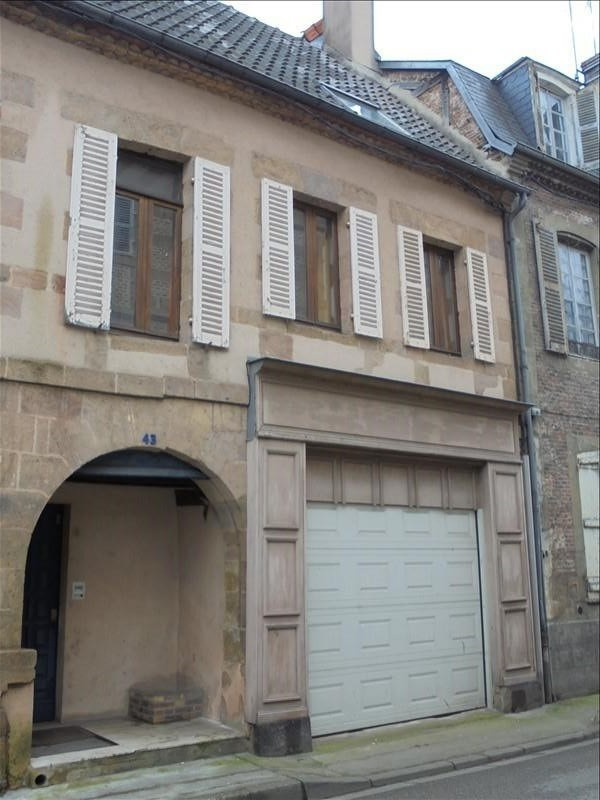 Vente maison / villa Moulins 176 000€ - Photo 1