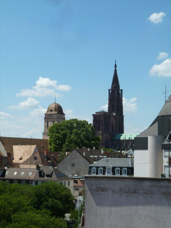 Rental apartment Strasbourg 990€ CC - Picture 11