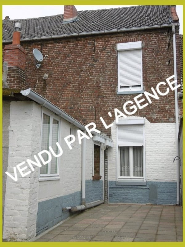 Vente maison / villa Annoeullin 86 400€ - Photo 1