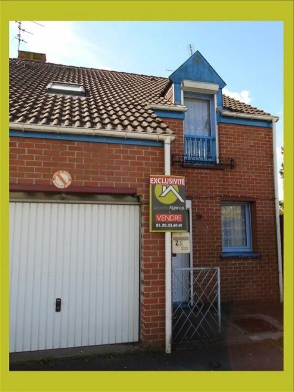 Vente maison / villa Annoeullin 138900€ - Photo 1