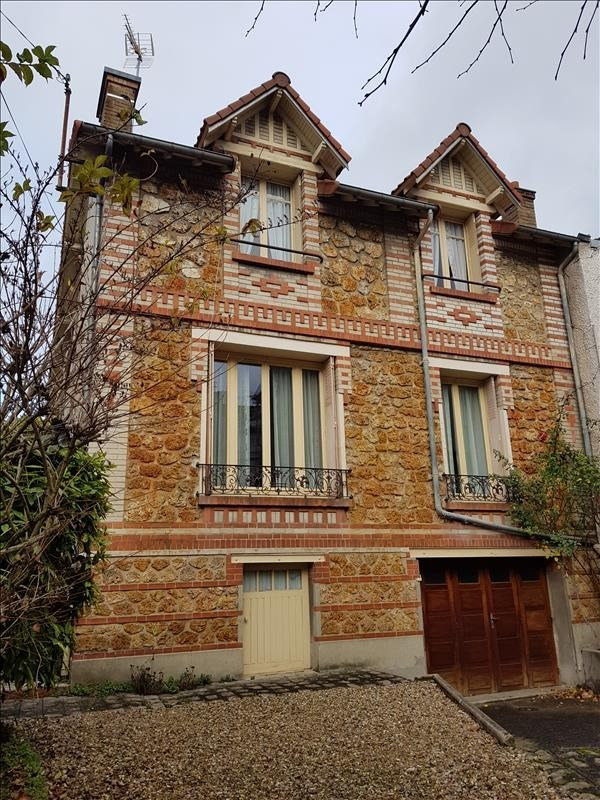 Vente maison / villa Bessancourt 349000€ - Photo 1