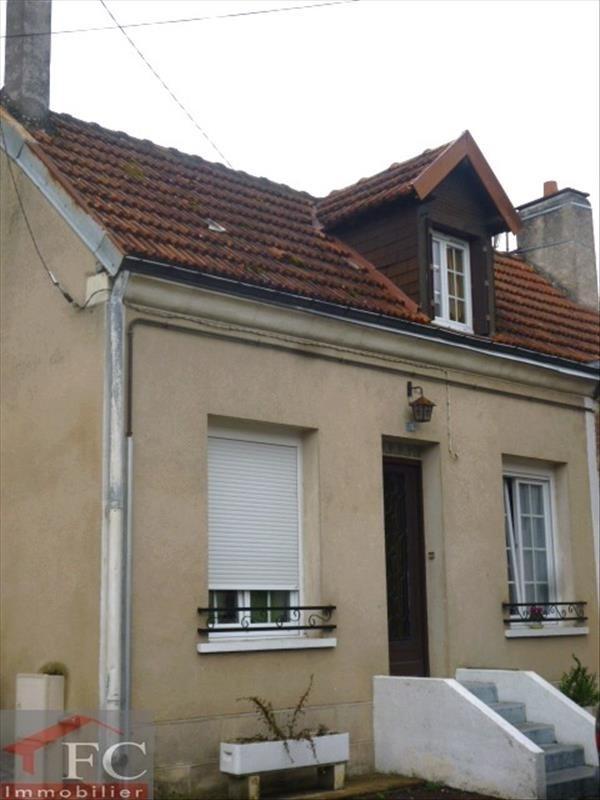 Vente maison / villa Montoire sur le loir 88380€ - Photo 2