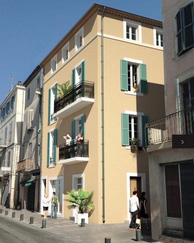 Verkoop  appartement Nimes 359909€ - Foto 1