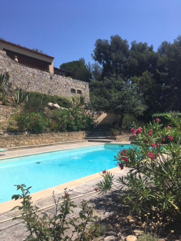 Immobile residenziali di prestigio casa La cadière-d'azur 1090000€ - Fotografia 3