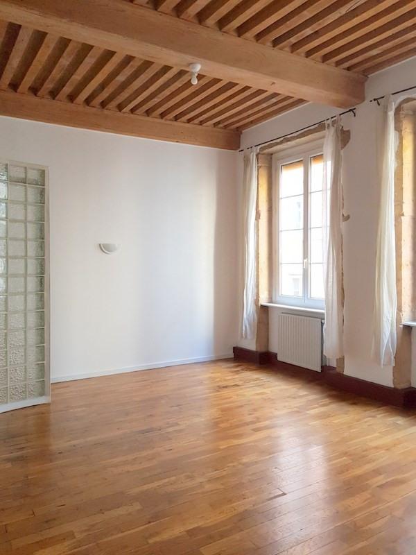 Rental apartment Lyon 1er 980€ CC - Picture 1
