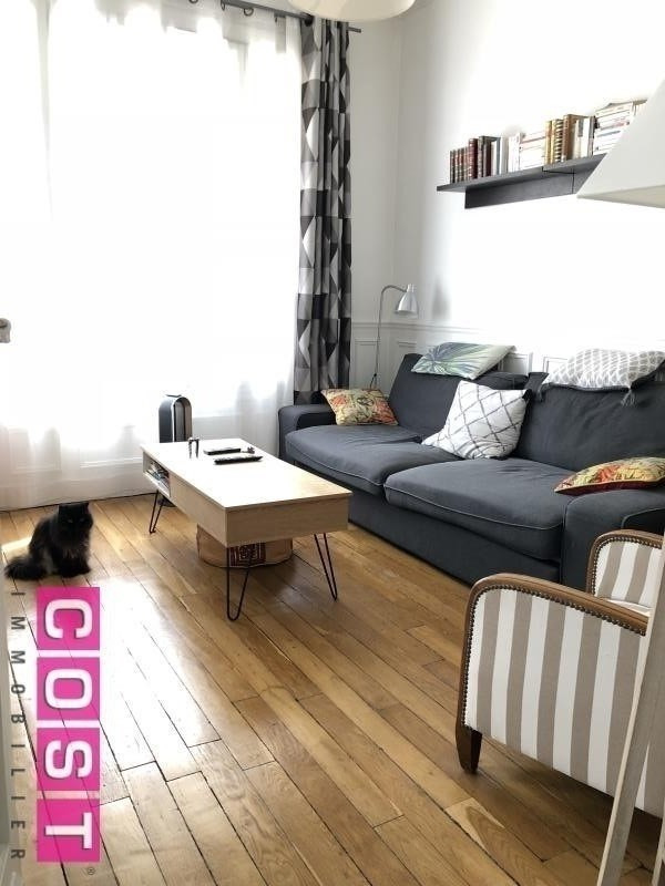 Sale apartment La garenne colombes 416000€ - Picture 1