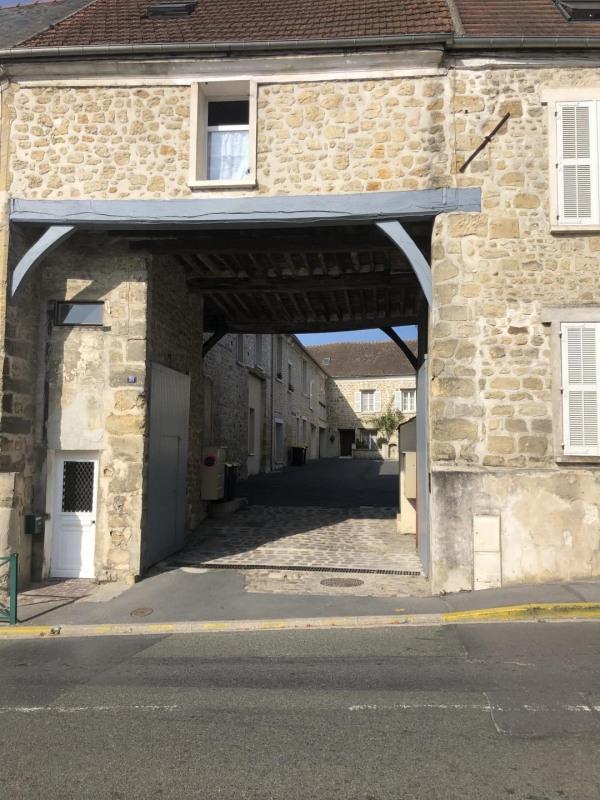 Rental apartment Boissy-l'aillerie 735€ CC - Picture 1