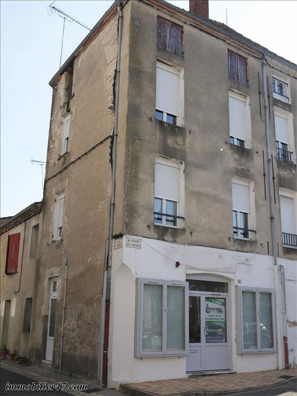 Vente immeuble Castelmoron sur lot 58 800€ - Photo 2