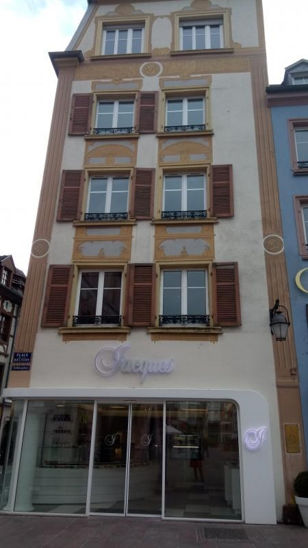 Sale apartment Mulhouse 72 000€ - Picture 1