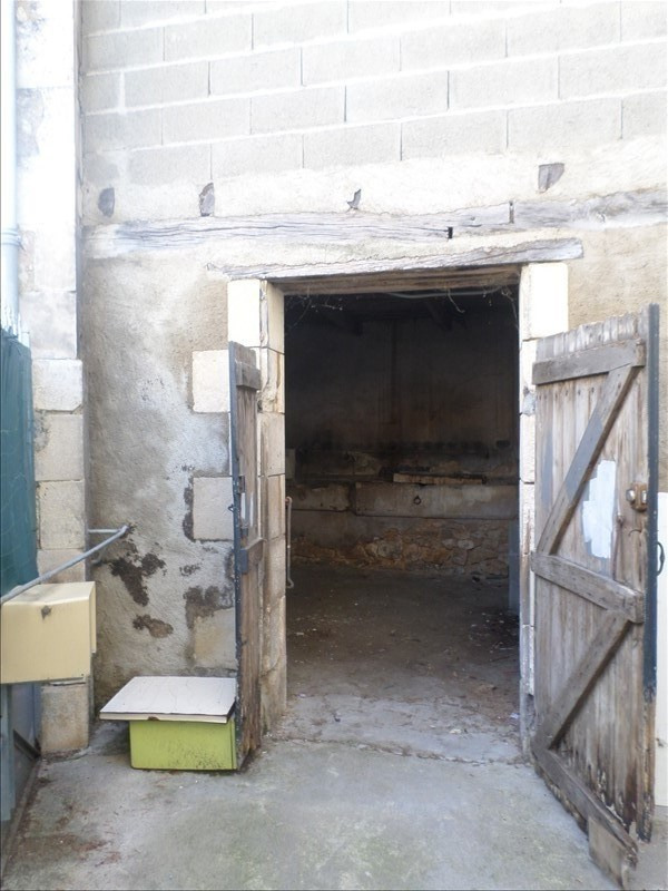 Produit d'investissement immeuble Chauvigny 95000€ - Photo 1