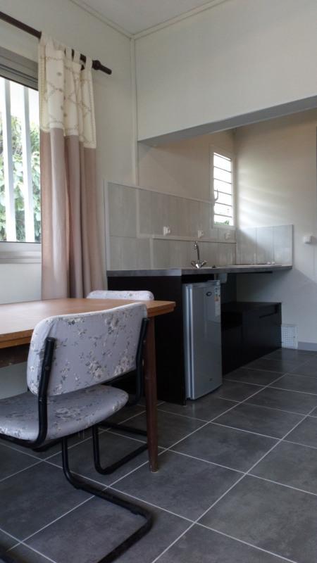Location appartement Saint-benoît 340€ CC - Photo 1