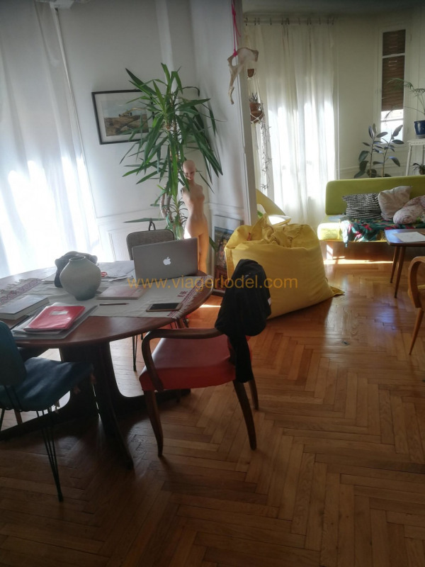 Viager appartement Nice 100 000€ - Photo 1