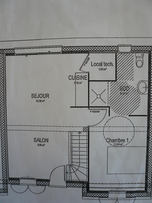 Sale house / villa Nanteuil-le-haudouin 190000€ - Picture 2