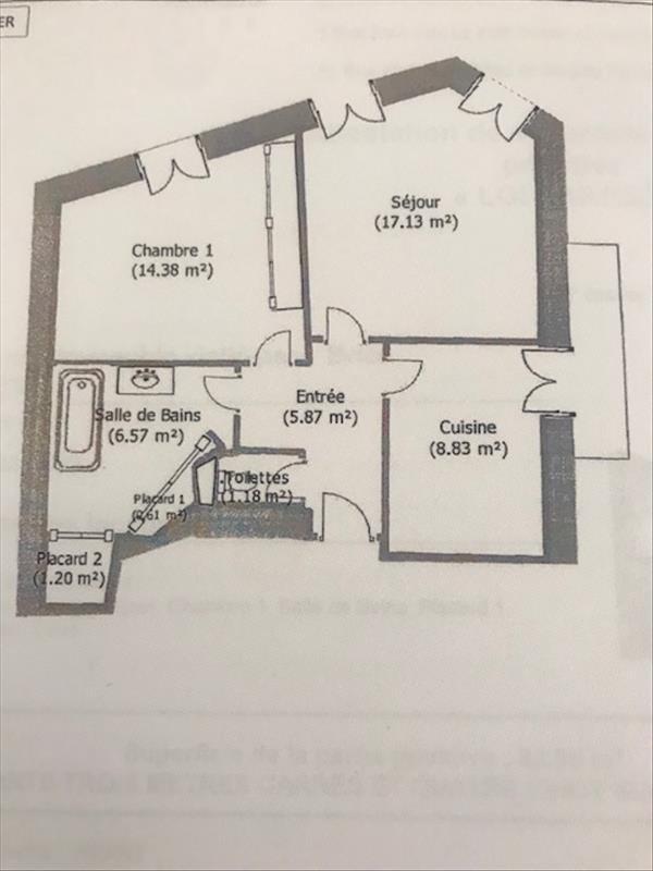 Vendita appartamento Aix les bains 185000€ - Fotografia 2