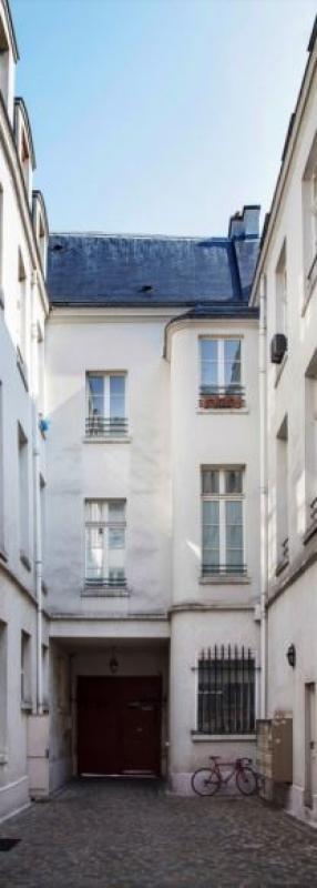 Deluxe sale apartment Paris 3ème 1291000€ - Picture 1