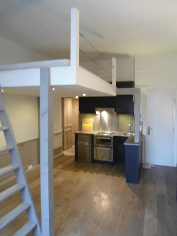 Revenda residencial de prestígio apartamento Deauville 147500€ - Fotografia 2