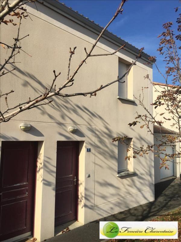 Sale house / villa Gond pontouvre 107300€ - Picture 1