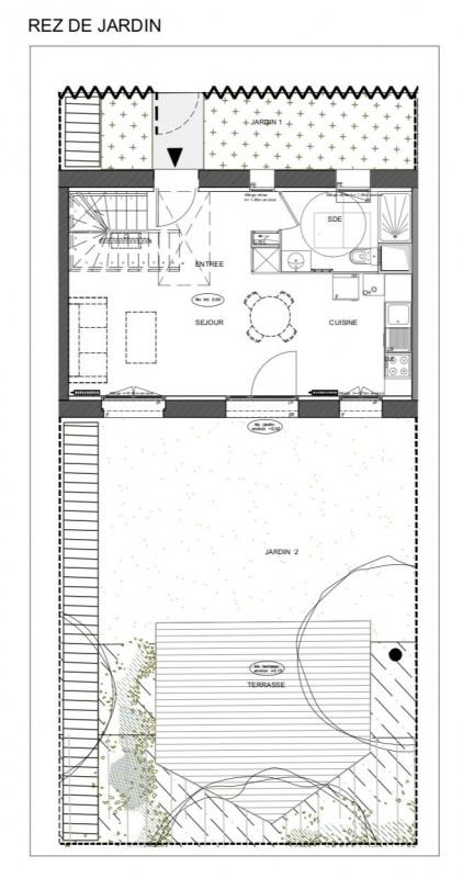 Vente maison / villa Andrésy 353000€ - Photo 1
