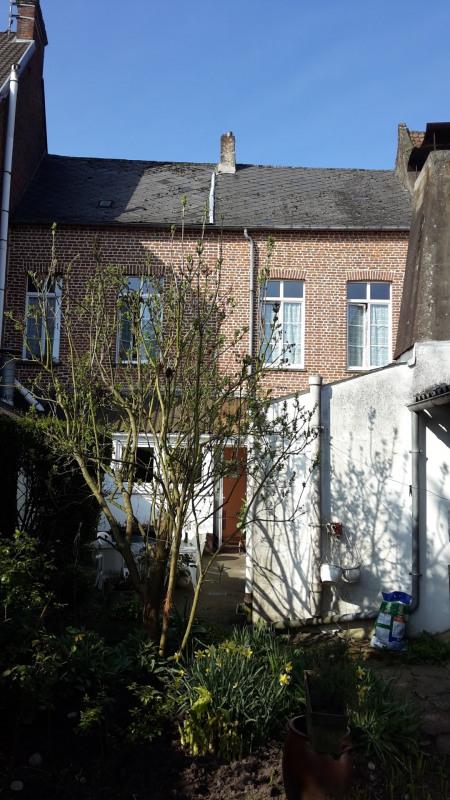 Vente maison / villa Fruges 136500€ - Photo 1