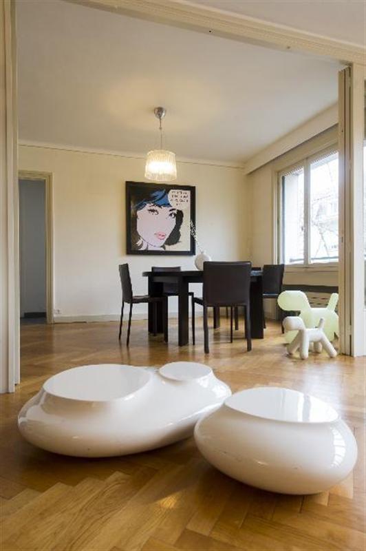 Sale apartment Lyon 6ème 447000€ - Picture 2