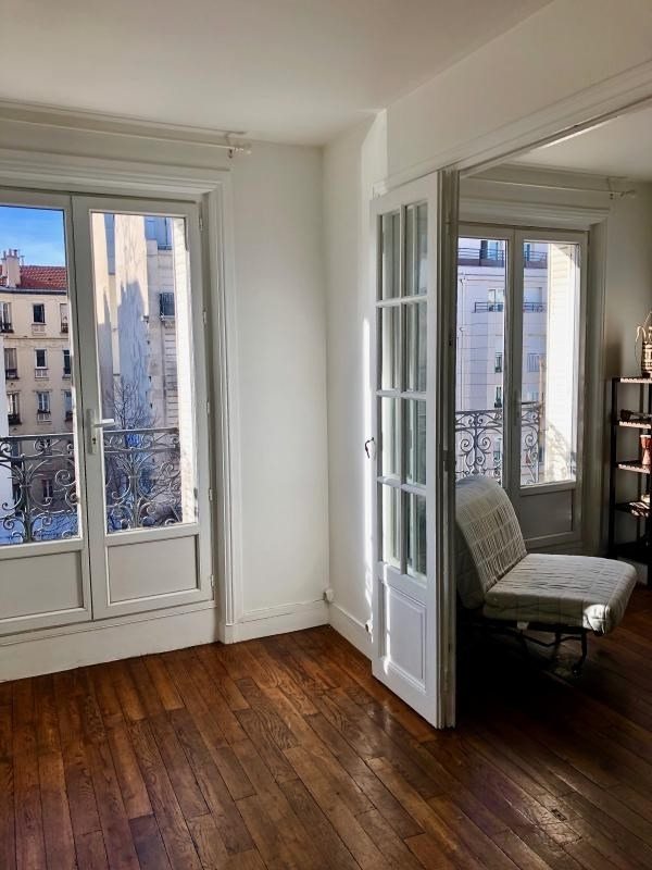 Sale apartment Paris 18ème 319 000€ - Picture 1