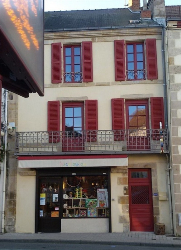 Sale building Bourbon l archambault 75 600€ - Picture 1