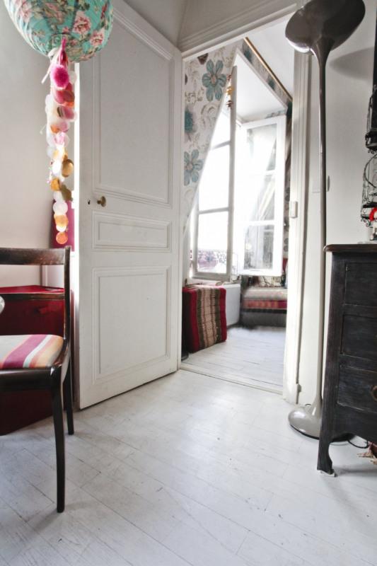 Vente de prestige appartement Paris 4ème 545000€ - Photo 3
