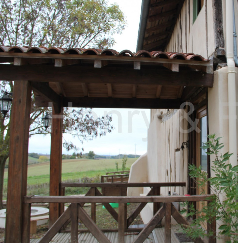 Sale house / villa Samatan 6 min 370000€ - Picture 23