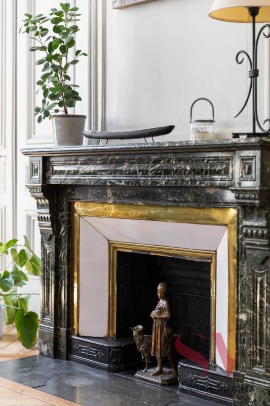 Vente de prestige appartement Lyon 6ème 975000€ - Photo 8